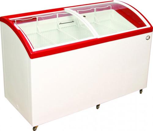 холодильный и морозильный ларь Dancar DE 400