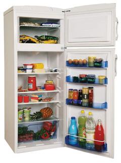 двухкамерный холодильник Vitrifrigo C220DP