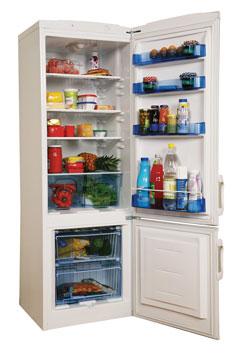 двухкамерный холодильник Vitrifrigo C240DP.2C