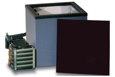 однокамерный холодильник Vitrifrigo C37-C37LA