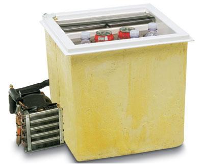 однокамерный холодильник Vitrifrigo C40L