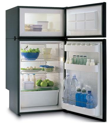 двухкамерный холодильник Vitrifrigo DP150i