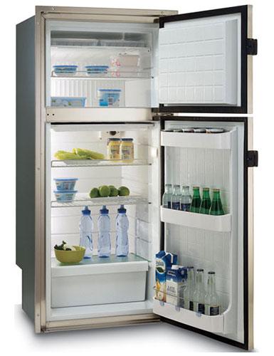 двухкамерный холодильник Vitrifrigo DP2600iX