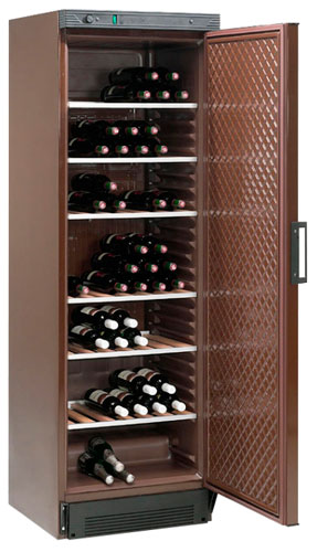 винный шкаф TEFCOLD CPP1380M