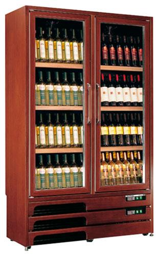 винный шкаф Tecfrigo GROTTA 600 (2TV)