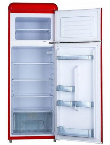 двухкамерный холодильник Scan RKF 200