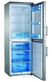 двухкамерный холодильник Scan SKF 325 SS