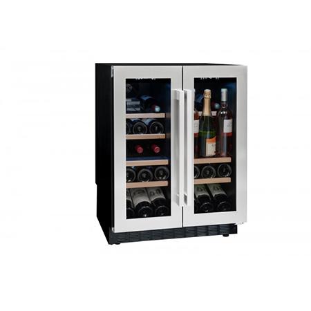 встраиваемый винный шкаф Север AVU41SXDPA