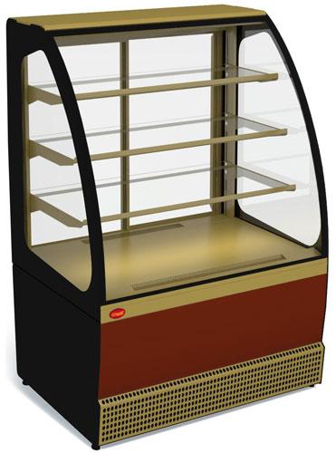 холодильная и морозильная витрина МариХолодМаш Veneto VS-0,95 new