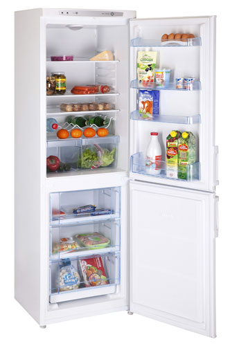 двухкамерный холодильник Swizer DRF-119