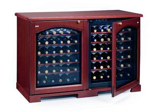 винный шкаф Indel B CL 72 CLASSIC TWIN