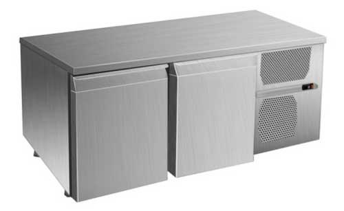 охлаждаемый стол Inox Electric LTD. DIAM-2PF 600