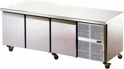 охлаждаемый стол Inox Electric LTD. DIAM-3P F 700