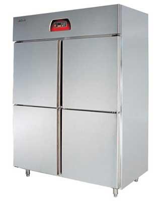 холодильный шкаф EWT INOX R1400B
