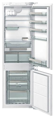 встраиваемый двухкамерный холодильник Gorenje+ GDC67178FN