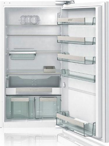 встраиваемый однокамерный холодильник Gorenje+ GDR 67088 B