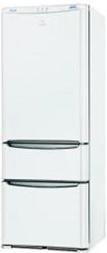 двухкамерный холодильник Indesit 3D A
