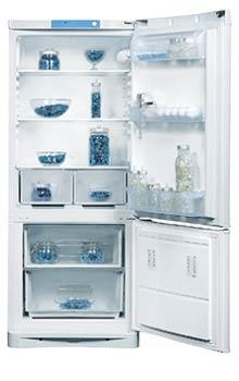 двухкамерный холодильник Indesit B 15