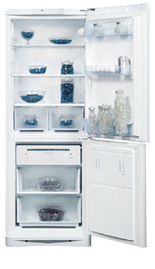 двухкамерный холодильник Indesit B 16 NF
