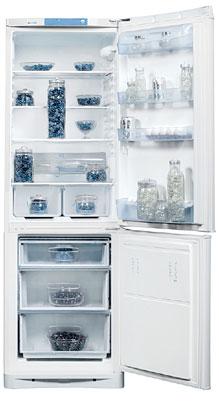 двухкамерный холодильник Indesit B 18