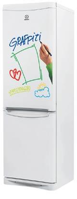 двухкамерный холодильник Indesit B 18 GF