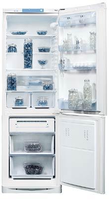 двухкамерный холодильник Indesit B 18 NF