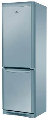 двухкамерный холодильник Indesit B 18 NF S