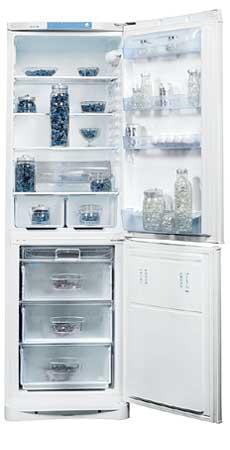 двухкамерный холодильник Indesit BA 20