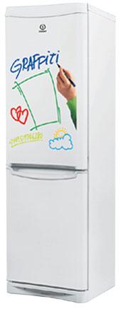 двухкамерный холодильник Indesit BA 20 GF