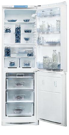 двухкамерный холодильник Indesit BA 20 S