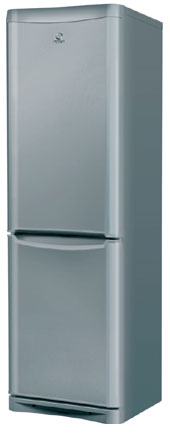 двухкамерный холодильник Indesit BA 20 X