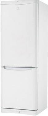 двухкамерный холодильник Indesit BAAN 13