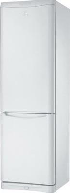 двухкамерный холодильник Indesit BAAN 14