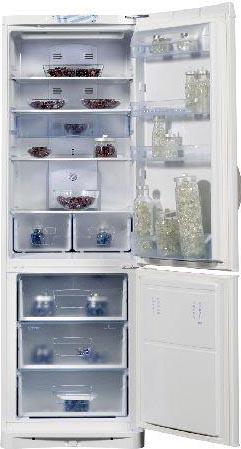 двухкамерный холодильник Indesit BEA 18 FNF
