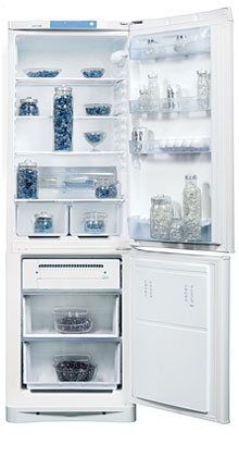 двухкамерный холодильник Indesit BH 180 NF