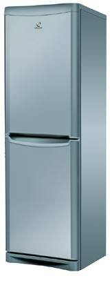 двухкамерный холодильник Indesit BH 180 NF S