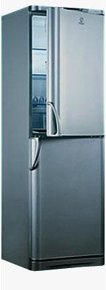 двухкамерный холодильник Indesit BH 180 X