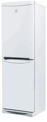 двухкамерный холодильник Indesit BH 18 NF