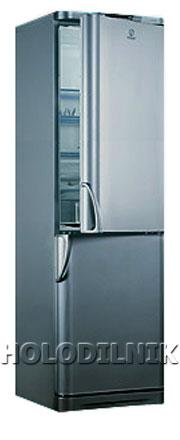 двухкамерный холодильник Indesit BH 20 X