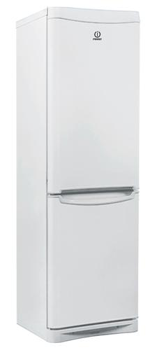 двухкамерный холодильник Indesit NBA 20