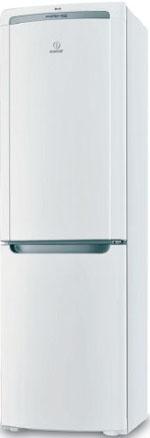 двухкамерный холодильник Indesit PBAA 34 NF