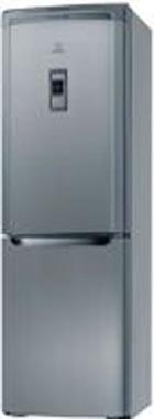 двухкамерный холодильник Indesit PBAA 34 NF X D