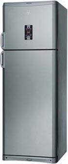 двухкамерный холодильник Indesit TAAN 5 FNF S D
