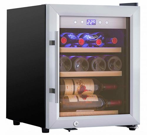 винный шкаф Cold Vine C12-KSF1  8