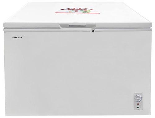 холодильный и морозильный ларь AVEX CF 450 L2W