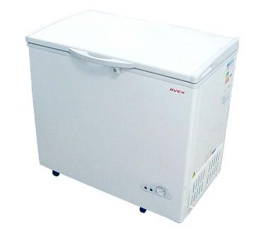 холодильный и морозильный ларь AVEX CFF-150-1R