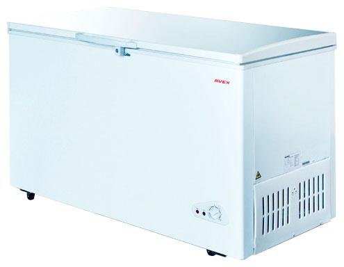 холодильный и морозильный ларь AVEX CFF-350-2
