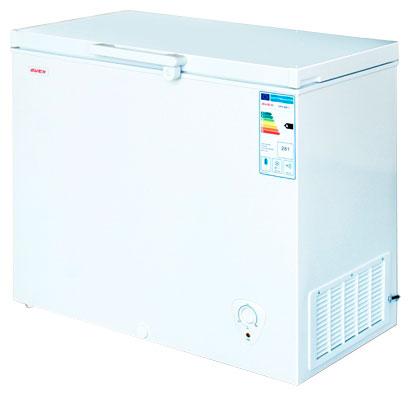 холодильный и морозильный ларь AVEX CFH-206-1