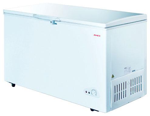 холодильный и морозильный ларь AVEX CFT-350-1