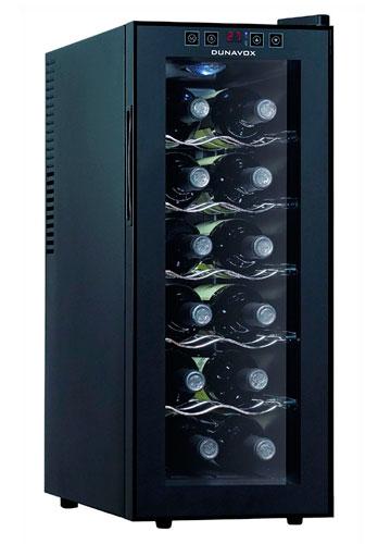винный шкаф Dunavox DX-12.35SC